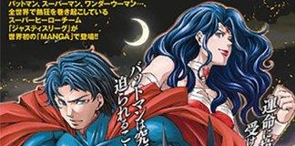 Manga sobre a origem da Mulher Maravilha