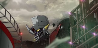 Trailer do filme de Mazinger Z
