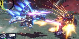 Gundam Versus - Novo vídeo promocional