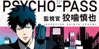 Psycho-Pass: Inspector Shinya Kōgami termina em Dezembro