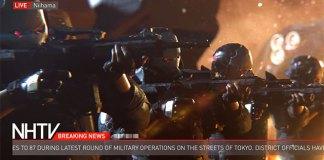 Trailer do relançamento de Ghost in the Shell: First Assault