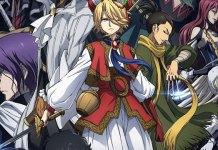 Episódio 5 de Shoukoku no Altair foi adiado
