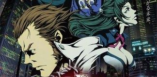 VANISHING LINE - Teaser Trailer do anime original