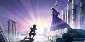 Novo anime de Cavaleiros do Zodíaco pela Netflix