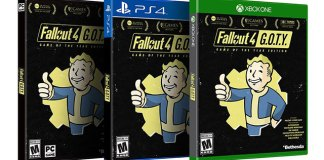 Fallout 4 vai ter Game of the Year Edition