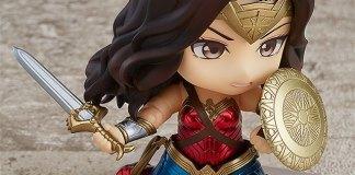 Wonder Woman pela Good Smile Company