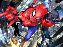 Criador de One-Punch Man desenha Homem Aranha