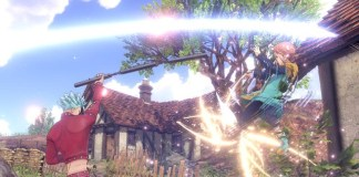 The Seven Deadly Sins: Knights of Britannia - Screenshots