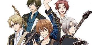 TsukiPro the Animation estreia a 4 de Outubro
