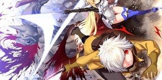 Danmachi: Infinite Combate na Primavera de 2018