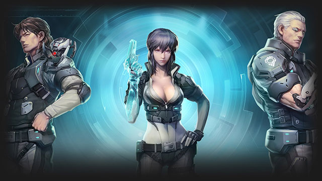 Ghost In The Shell 2021 Stream