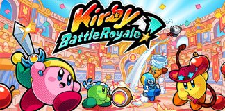 Kirby Battle Royale - Trailer