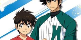Major 2nd - Imagem promocional do anime