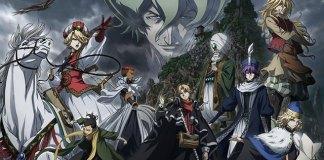 Shoukoku no Altair - Nova imagem promocional