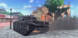 Girls und Panzer: Dream Tank Match já tem data de lançamento