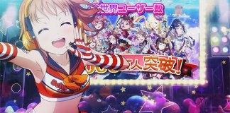 Love Live! School Idol Festival com mais de 40 milhões de utilizadores