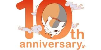 Natsume's Book of Friends ganha visual comemorativo pelos 10 anos do anime