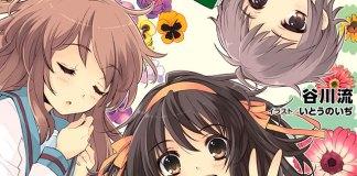 Haruhi Suzumiya com 20 milhões de cópias