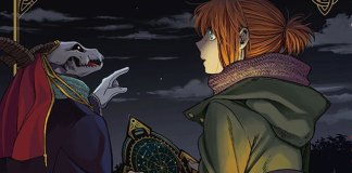 Mahoutsukai no Yome com 5 milhões de cópias