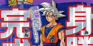 Forma completa Ultra Instinct de Goku