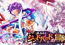 Mangá de Magi Adventure of Sinbad vai entrar no seu arco final