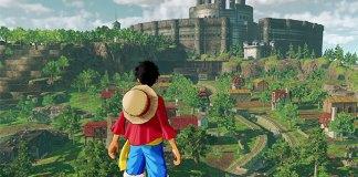 One Piece: World Seeker - Trailer 4K