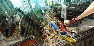 One Piece: World Seeker - Vídeo dos bastidores