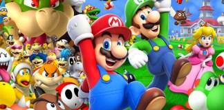 Filme do Super Mario é anunciado