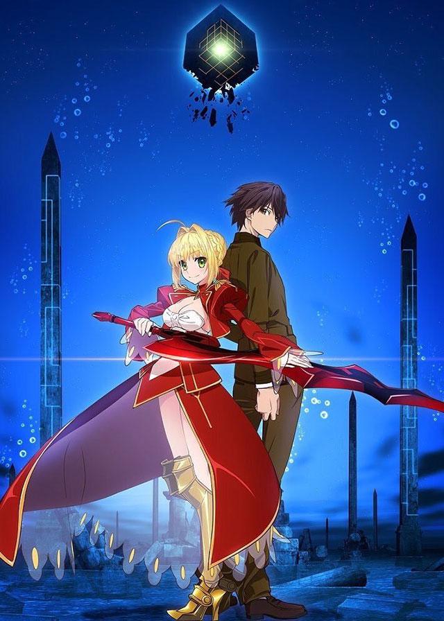 Fate/Extra Last Encore termina no 10º episódio