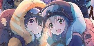 Yama no Susume 3 - Imagem Promocional