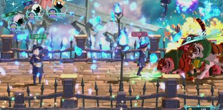 Gameplay de Little Witch Academia: Chamber of Time