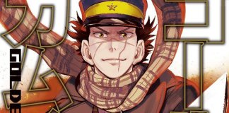Golden Kamuy ganha 22º Prémio Cultural Osamu Tezuka