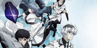 Tokyo Ghoul:re terá 24 episódios (split cour)