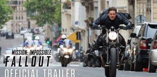 Mission: Impossible – Fallout – Novo Trailer