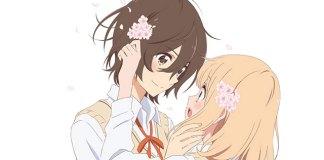 Nova imagem promocional de Asagao to Kase-san