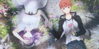 Poster do 2º filme de Fatestay night Heaven's Feel