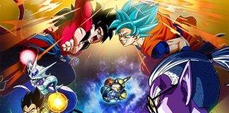 novo anime de Dragon Ball (Super Dragon Ball Heroes)