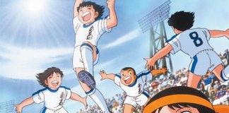Capitão Tsubasa no Cartoon Network em Julho