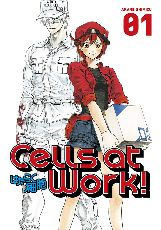 Cells at Work no teatro