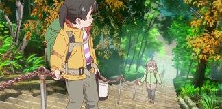 Novo trailer de Yama no Susume 3