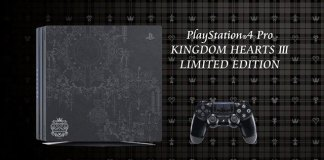 PS4 Pro de Kingdom Hearts III
