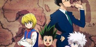 Maratona anime de Hunter x Hunter na TV japonesa