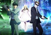 Nova imagem promocional do anime de Ingress