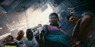 Screenshots de Cyberpunk 2077