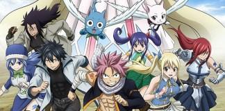 Nova imagem promocional de Fairy Tail 3