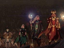 Novo trailer de The Dragon Prince