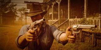 Novo gameplay de Red Dead Redemption 2