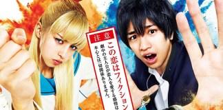 Novo trailer de Nisekoi Live-action