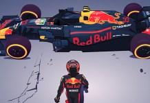 Red Bull homenageia Akira na Fórmula 1