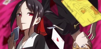 Teaser trailer de Kaguya-sama: Love is War